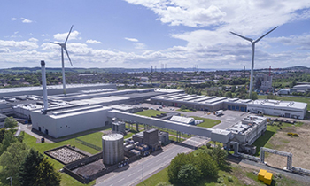 £4m green buses and lorries centre for Dundee's Michelin Innovation Parc