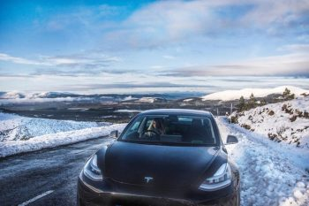 Scottish start-up to connect green travellers with electric charge points and nature destinations