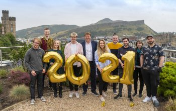 Forrit bolsters team with newest wave of graduate apprentices